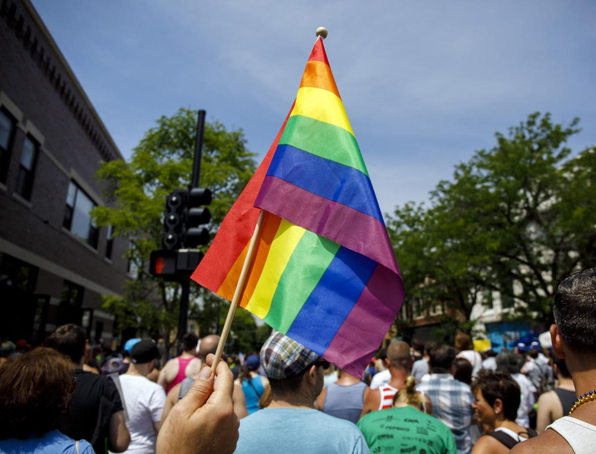 US NEWS LGBTQ-ATTACKS-DEFENSE LA