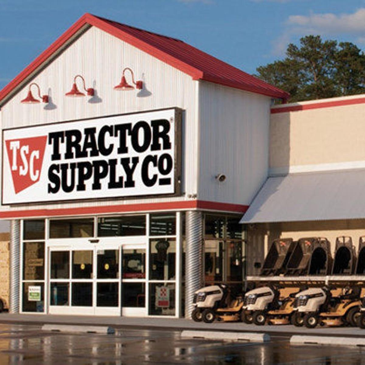 Tractor Supply Co  to open in former Clinton Walmart | Local