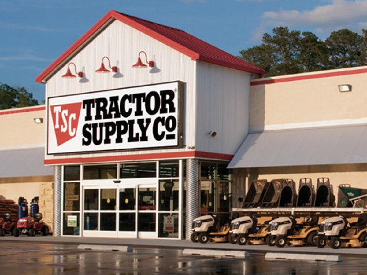 Tractor Supply Co. to open in former Clinton Walmart   Local ...