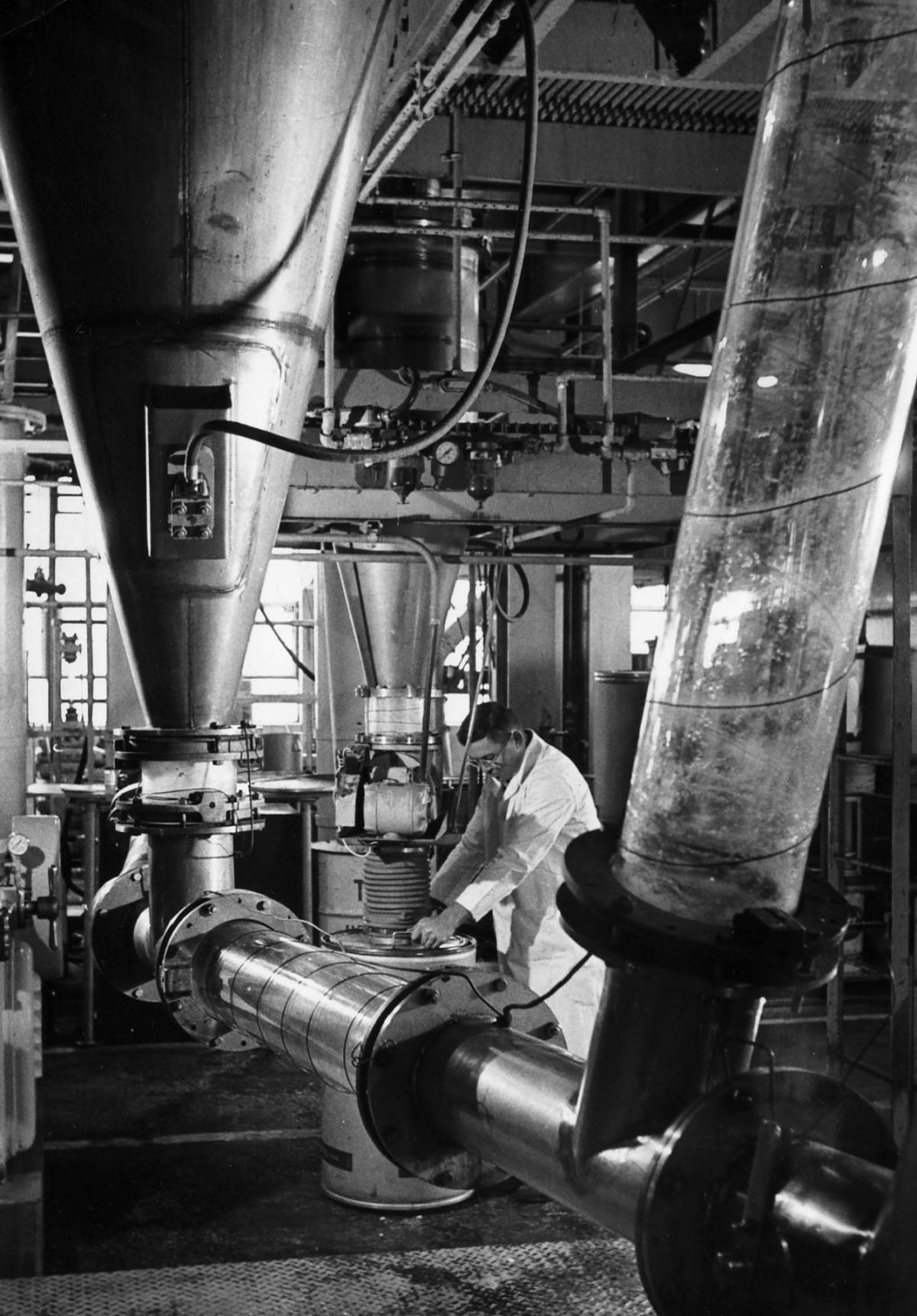 Staley starch fractionation 1963