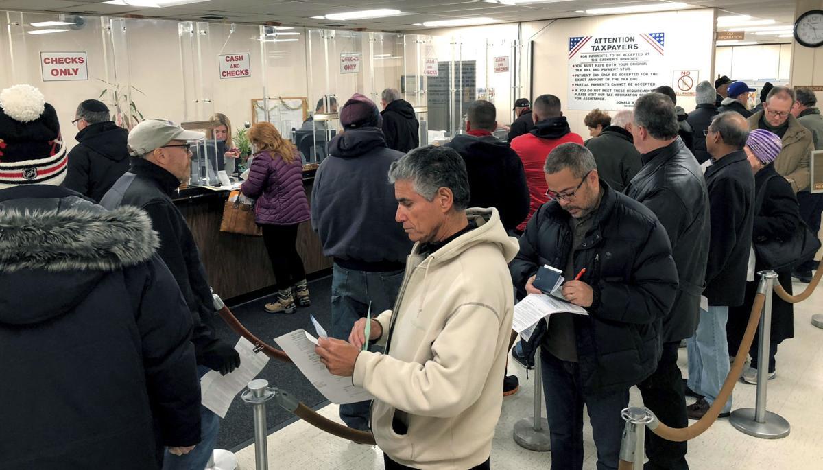 Tax Overhaul Local Rush