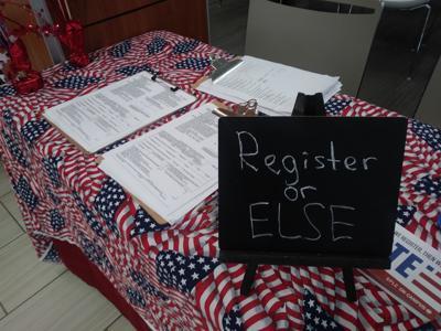 Millikin Register Vote