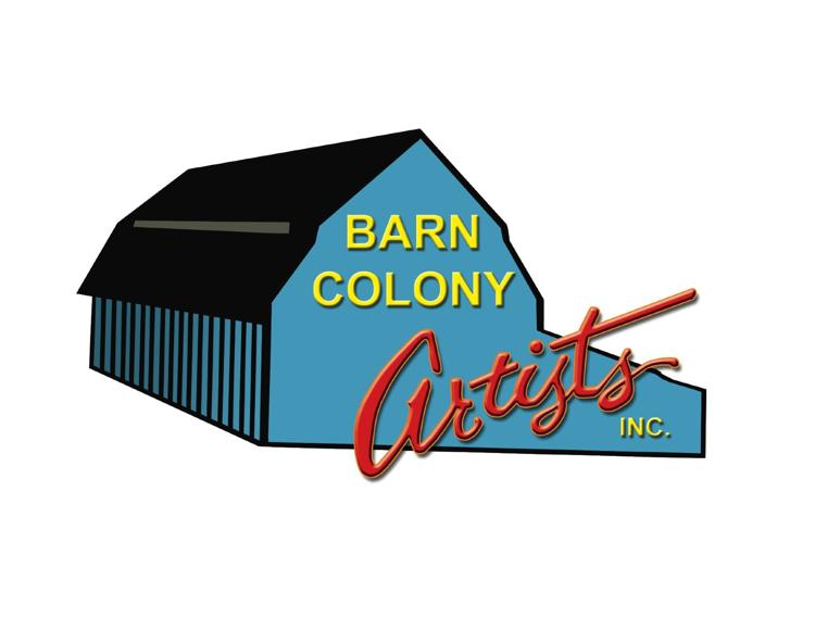 Barn Colony Artists meeting
