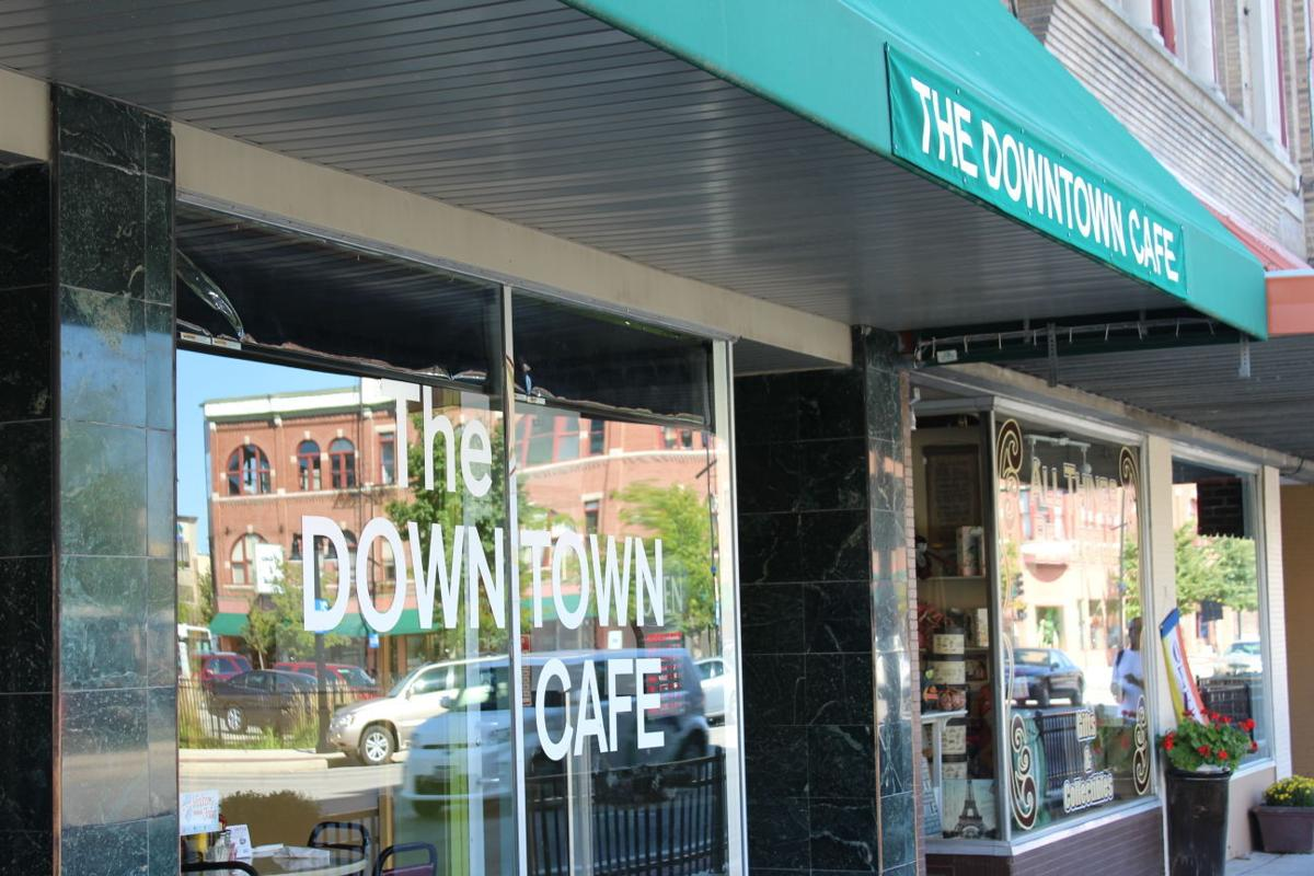 Downtown Café, 217 N. Main St.