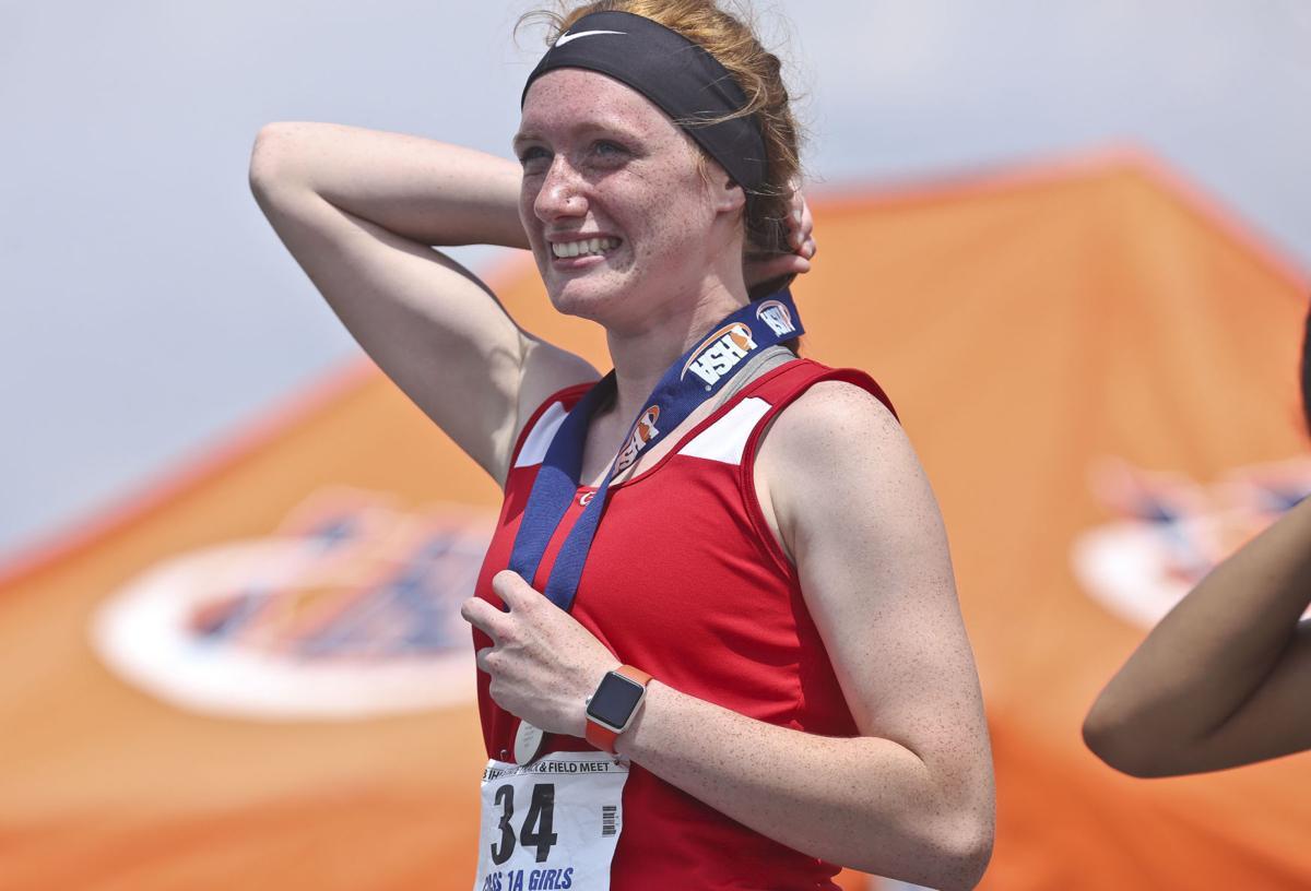 Kenli Nettles Medals