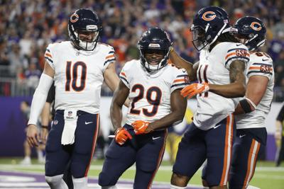 NFC North champion Bears look to keep rolling in playoffs  45ac3d5d2