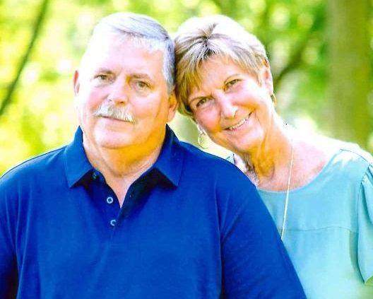 Mr. and Mrs. Michael Delahunty