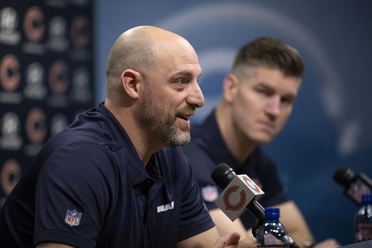 Bears Pace Nagy Football