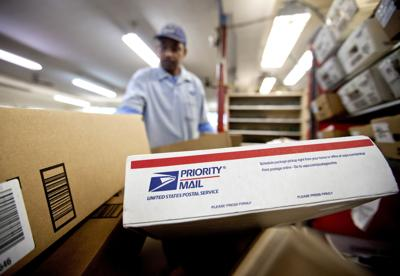 Send a rooster in the mail? Yep, this postmaster has seen it | Local