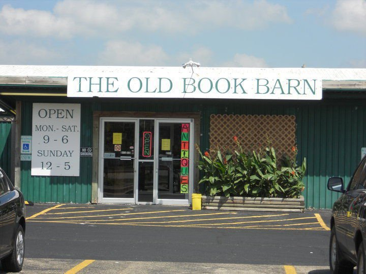 Old Book Barn