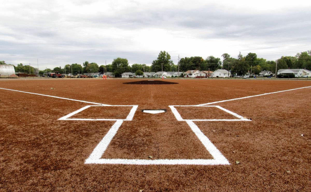 Johns Hill baseball field 1