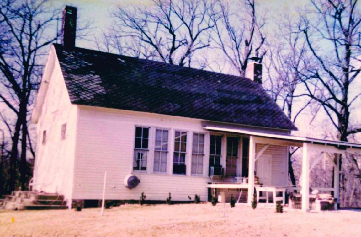 Free to a good home: Historic schoolhouse outside Monticello needs