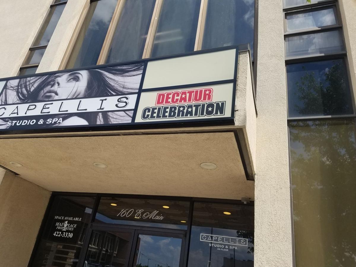 Decatur Celebration office