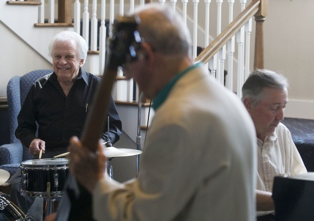 Decatur Musician Curly Howard Keeps Up The Beat At 83
