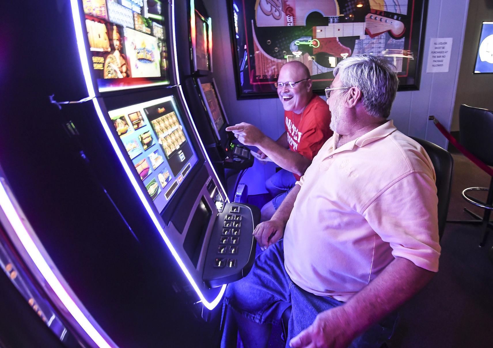Illini video arcade