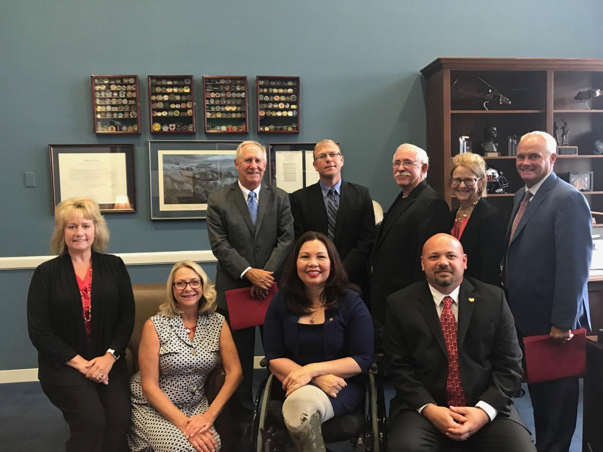 Duckworth and DC delegation