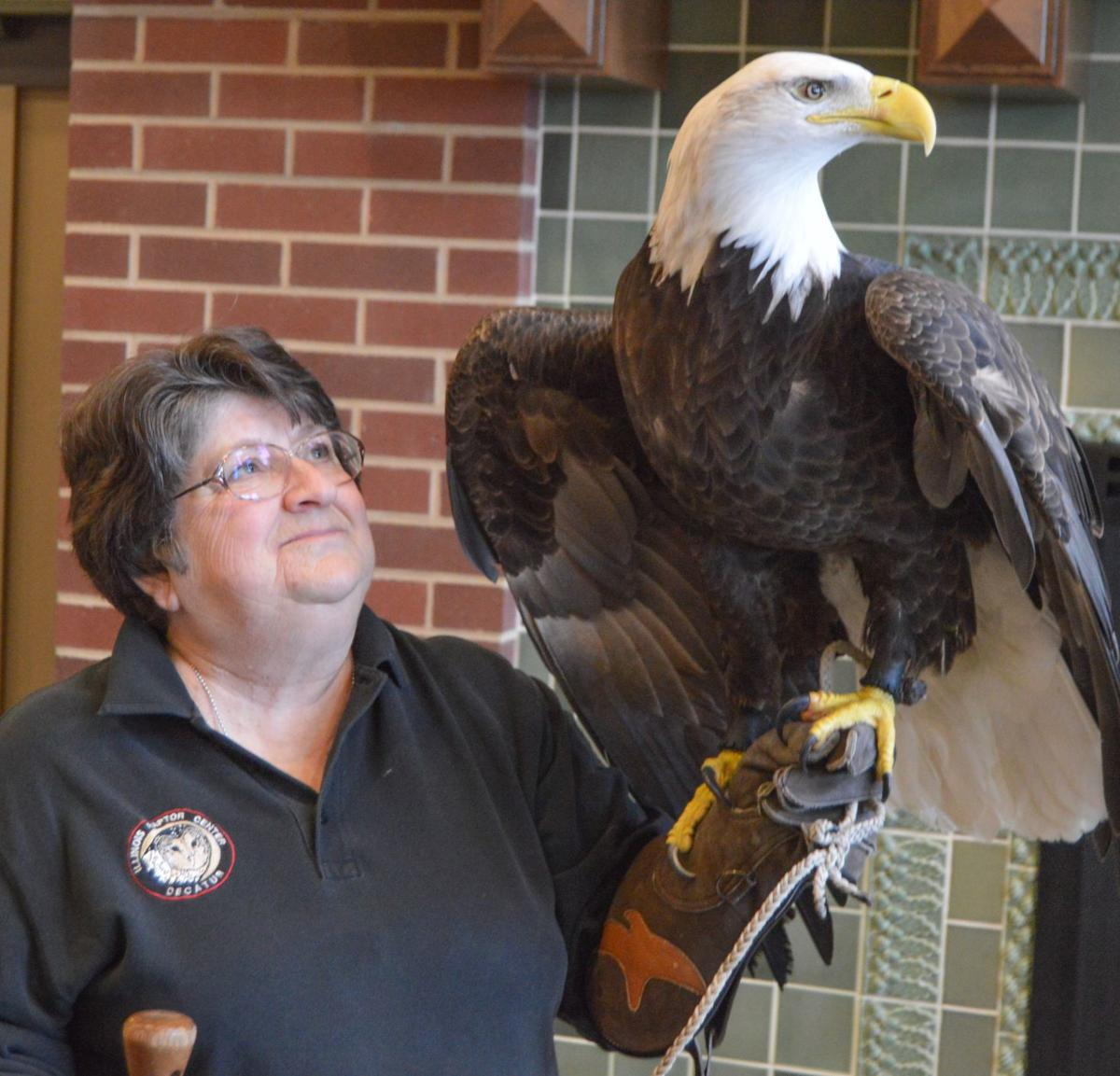 Kenny stars in \'Eagle Day\' at Lake Shelbyville | Local | herald ...