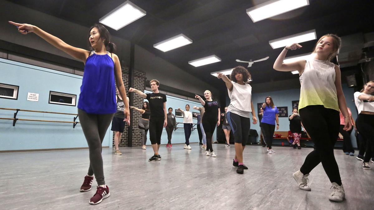 K-pop dancer brings high-energy moves to Decatur Park