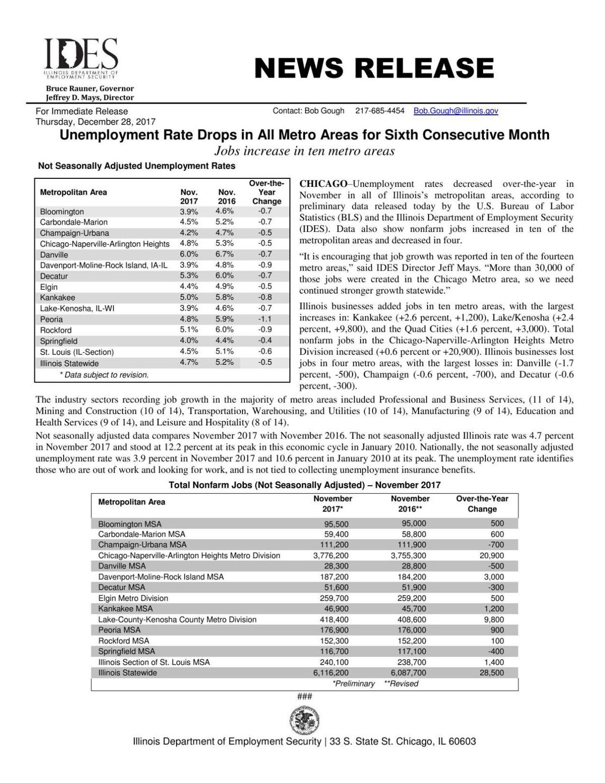 IDES report