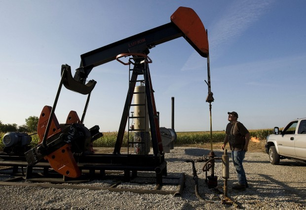 The Labor Of Energy Oil In Central Illinois Local