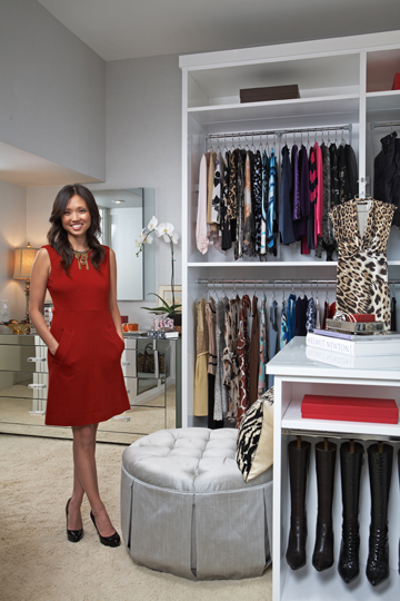 Superb Lisa Adams Designs Closets For The Rich And Famous, And Has Some Pointers  For The Rest Of Us, Too. (Photo Courtesy Of LA Closet Design)