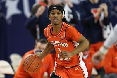 Illinois Michigan Basketball