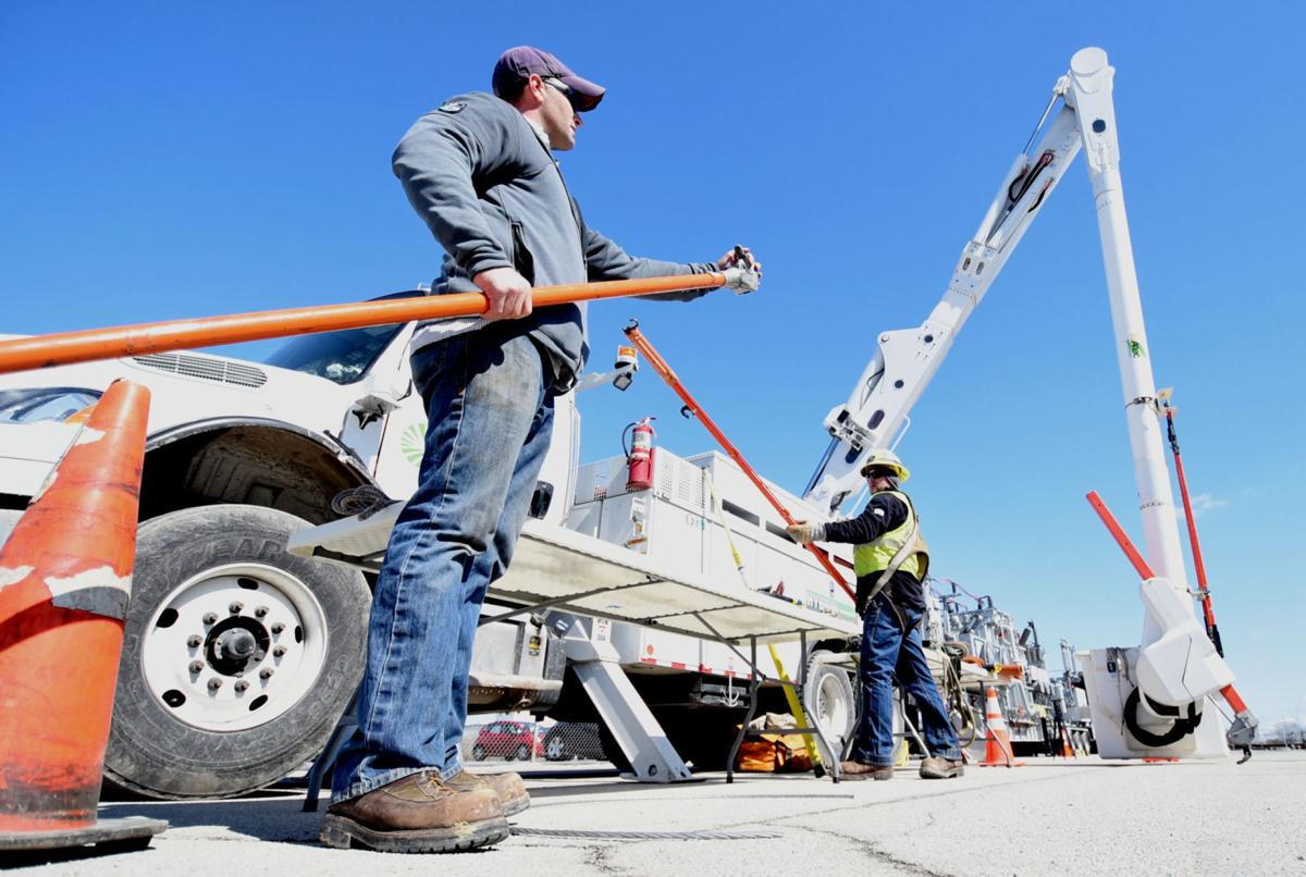 Photos Ameren Illinois Storm Logistics Open House Summary