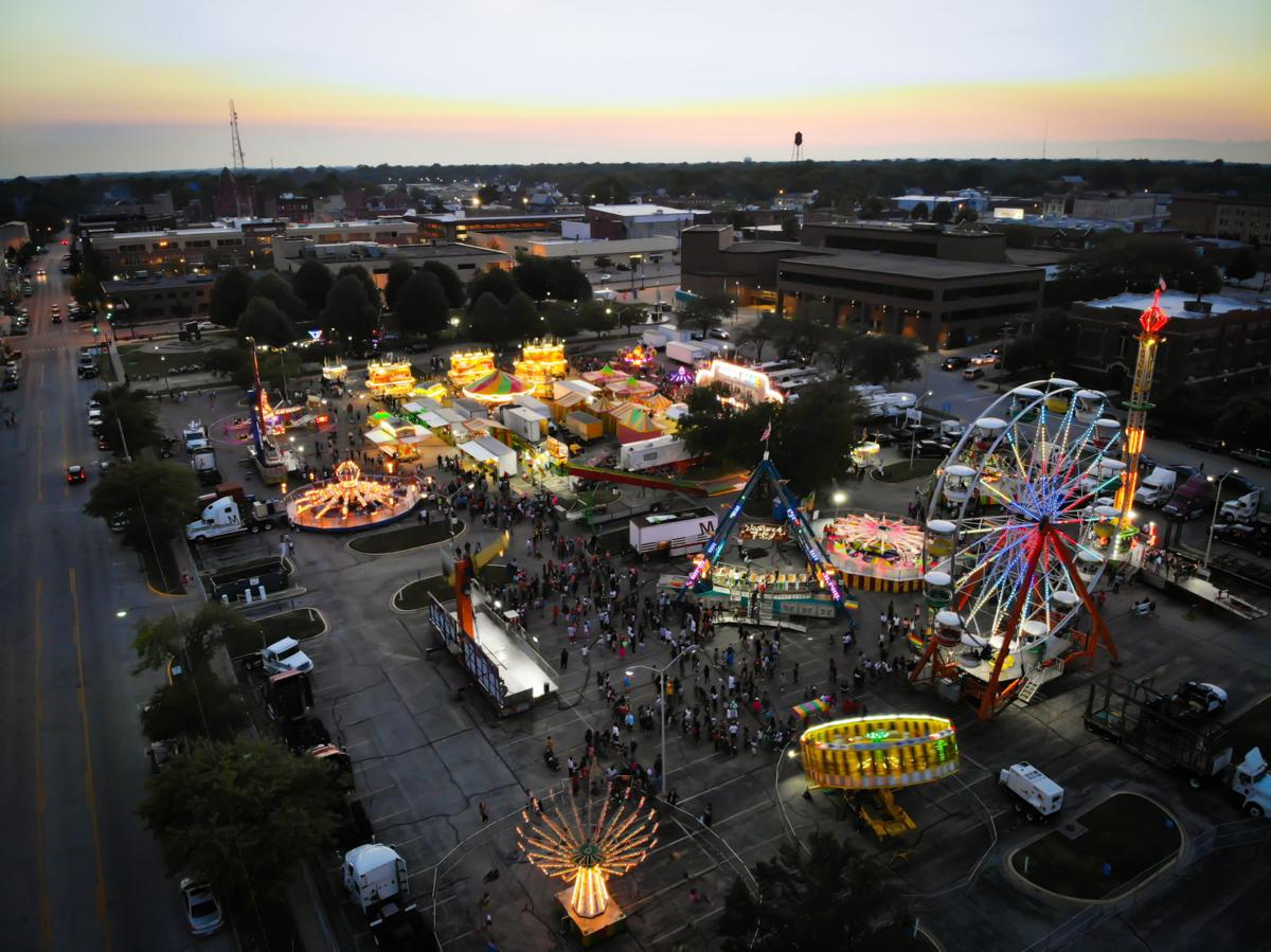 Drone Image - Carnival