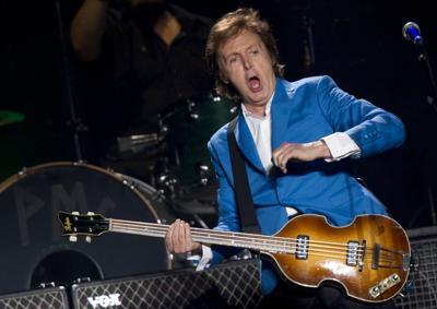 Birthday: Paul McCartney