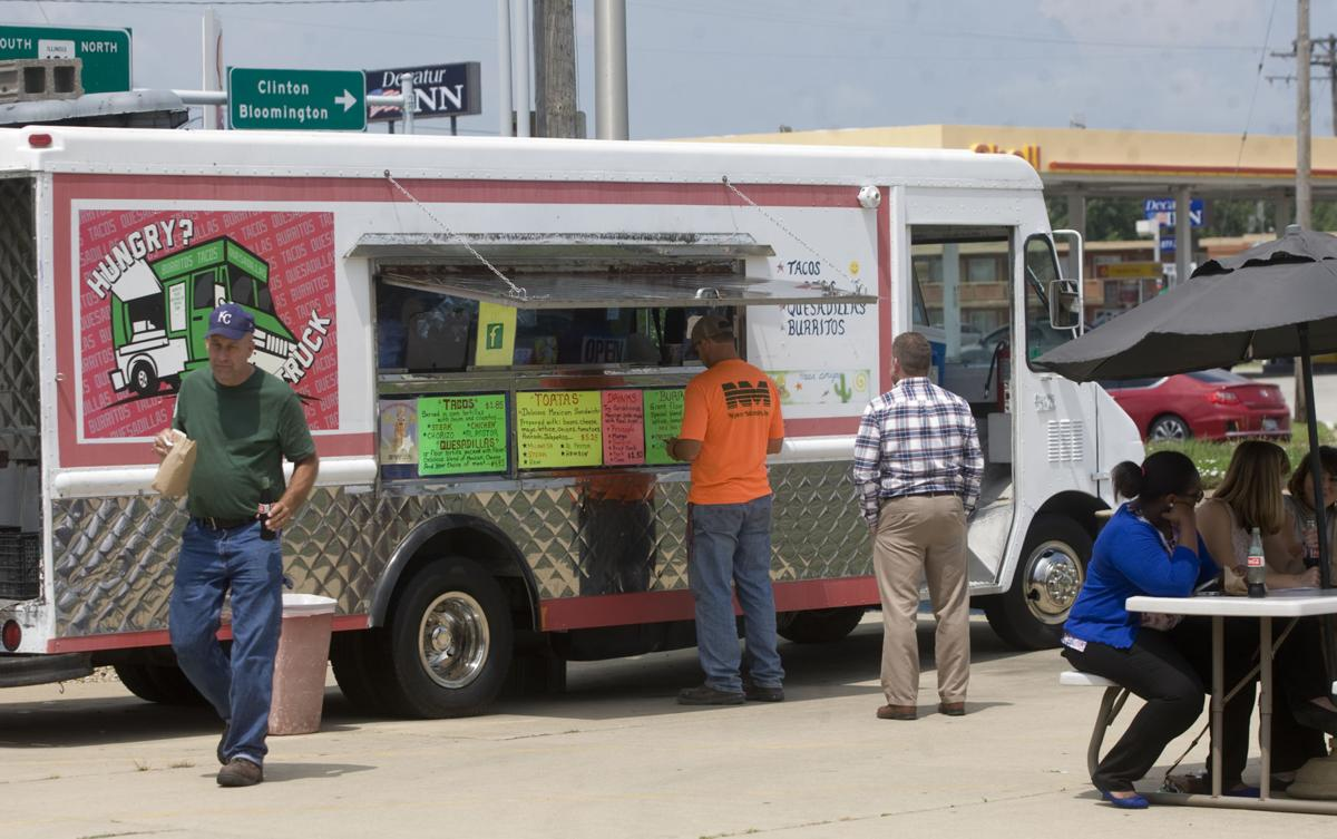 Spring Is Coming And So Is Burrito Truck Local Herald