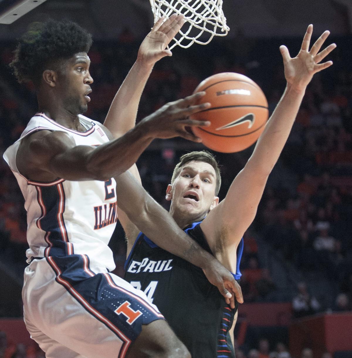 DePaul Illinois Basketball