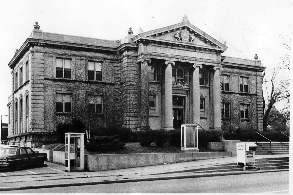 Decatur's Carnegie Library Remembered As A Thing Of Beauty