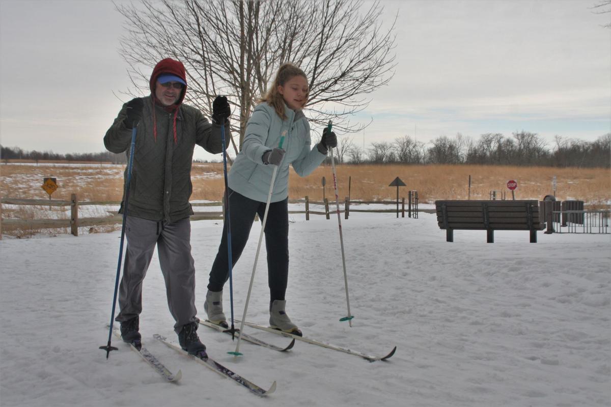 cross-country ski 1