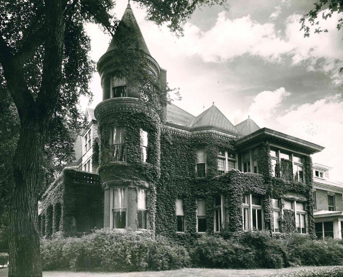 The Culver Mansion