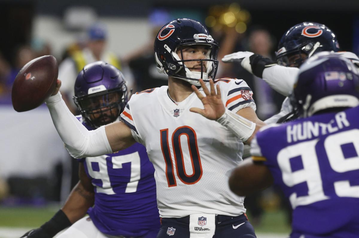 Bears Vikings Football