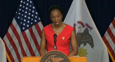 Illinois Department of Public Health Director Dr. Ngozi Ezike