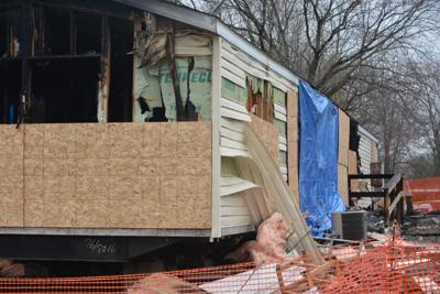 A Fire At Mobile Home In Goodfield Woodford County Claimed The Lives Of Five People Including Three Children Late Saturday Night