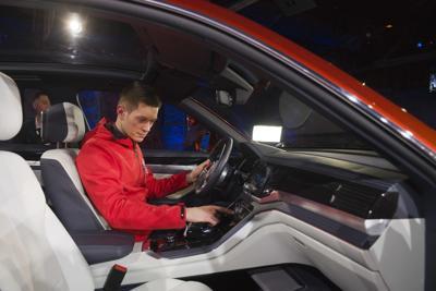 Auto Show Volkswagen