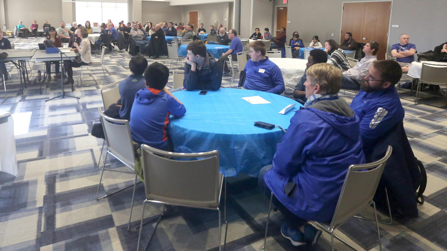 Meet the MATHCOUNTS competitors who battled it out Saturday in Decatur