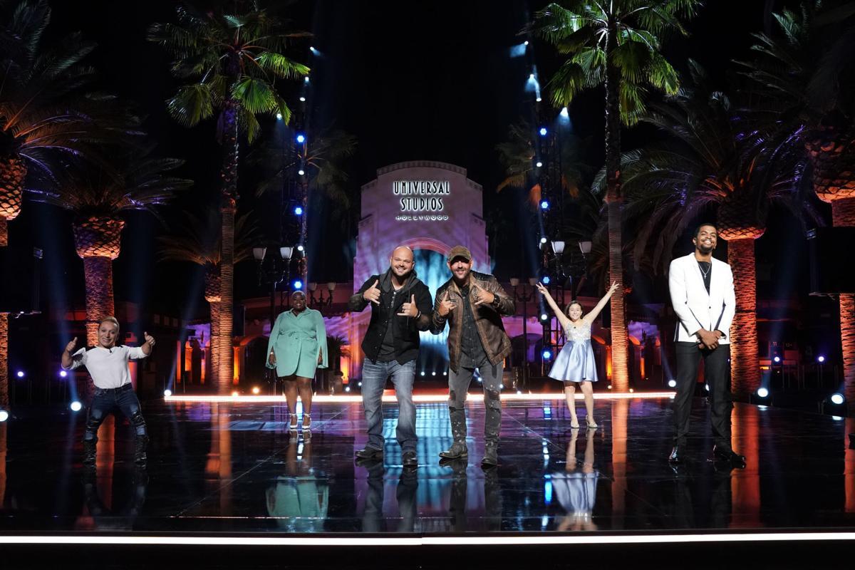 'America's Got Talent' finalists