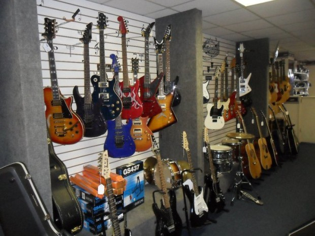 Guitars for sale at Decatur Jewelry & Pawn