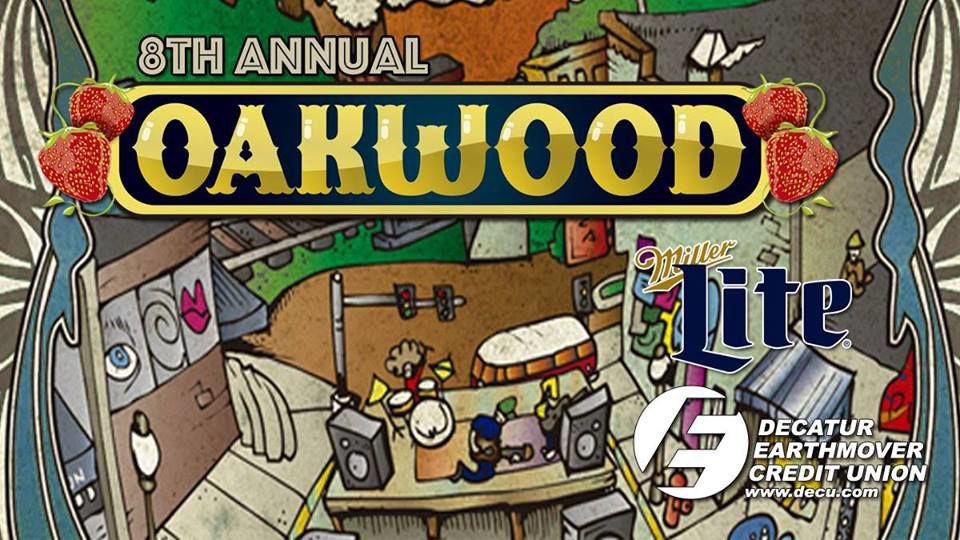 Oakwood Block Party: July 14