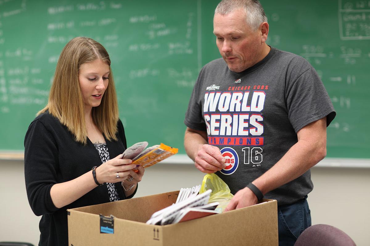 Houston school supplies donation