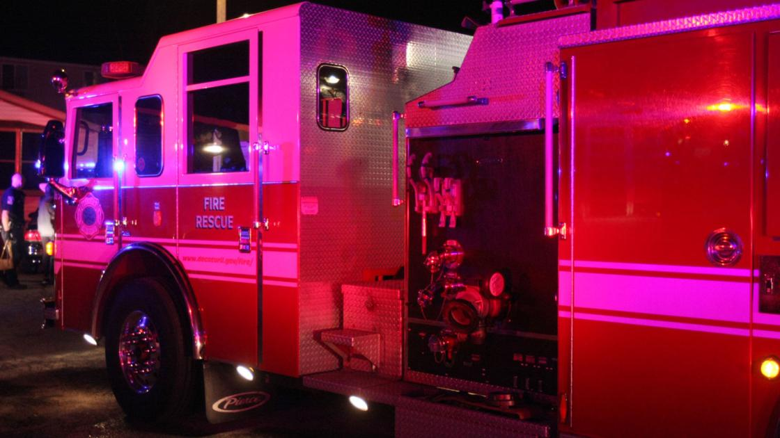 Decatur firefighters respond to ADM dust explosion, fire | Local