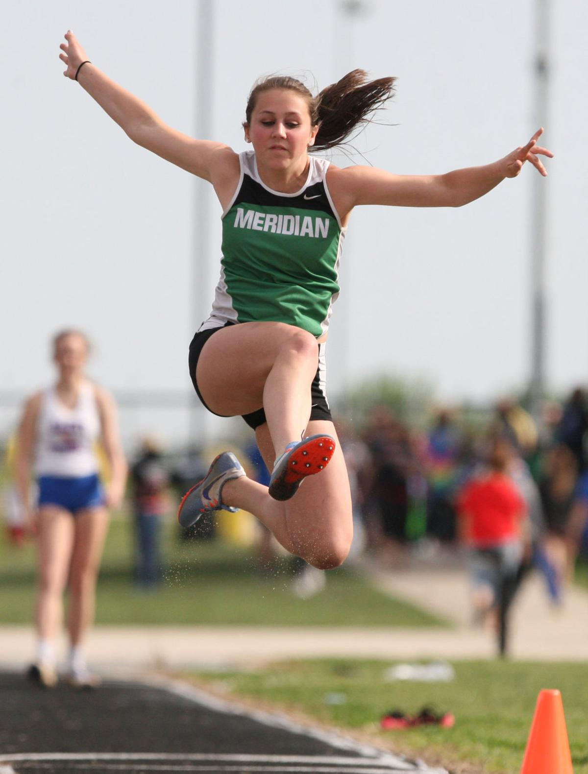 PHOTOS: Track & Field at Meridian High School | Photo