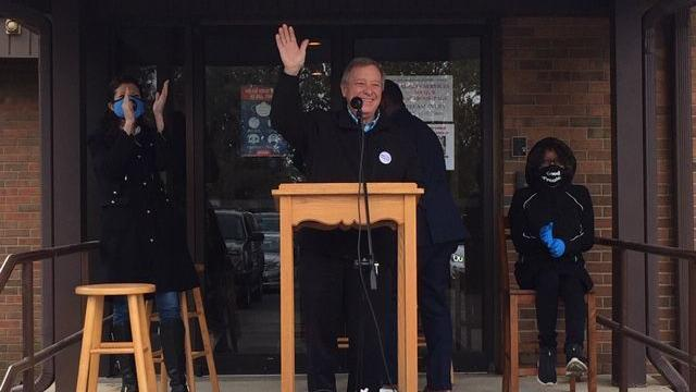 Watch now: John Lewis' legacy celebrated during Decatur event to encourage voting