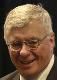 Patrick White, retiring Millikin president
