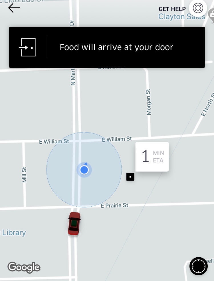 Hungry? Uber Eats food delivery comes to Decatur  Here's what you