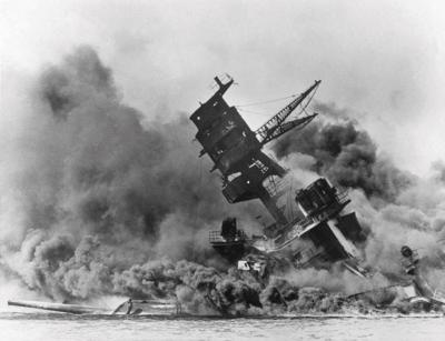 REMEMBERING PEARL HARBOR: One of just three left, USS Arizona survivor recalls attack