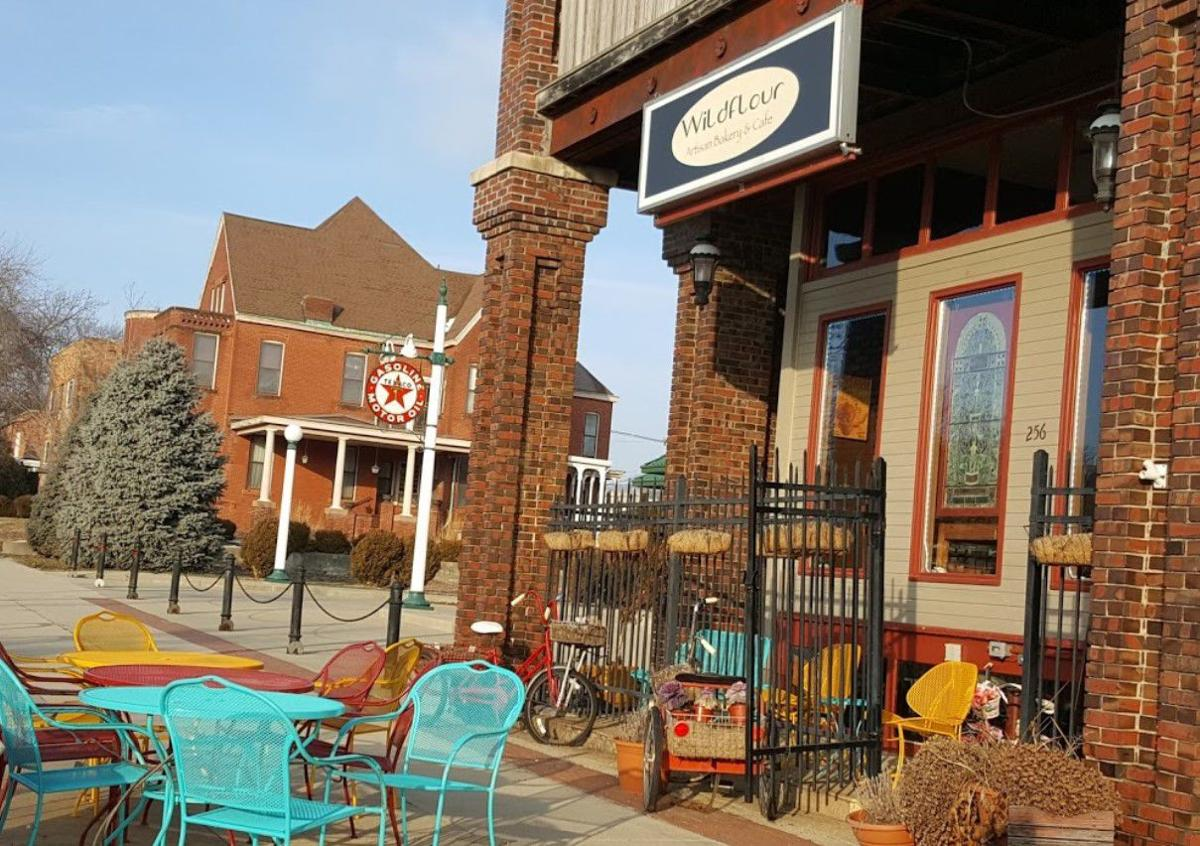 Wildflour Artisan Cafe